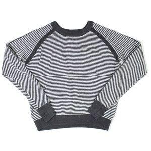 Lululemon Devi Crew Stripe Sweater
